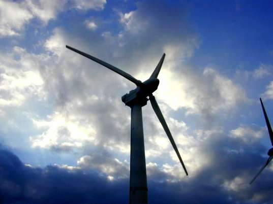 CLP is intented to construct the largest offshore wind farm in the world in Hong Kong.
