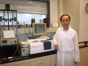 Professor Jimmy Yu is associate director of the Institute of Environment, Energy and Sustainability at CUHK.