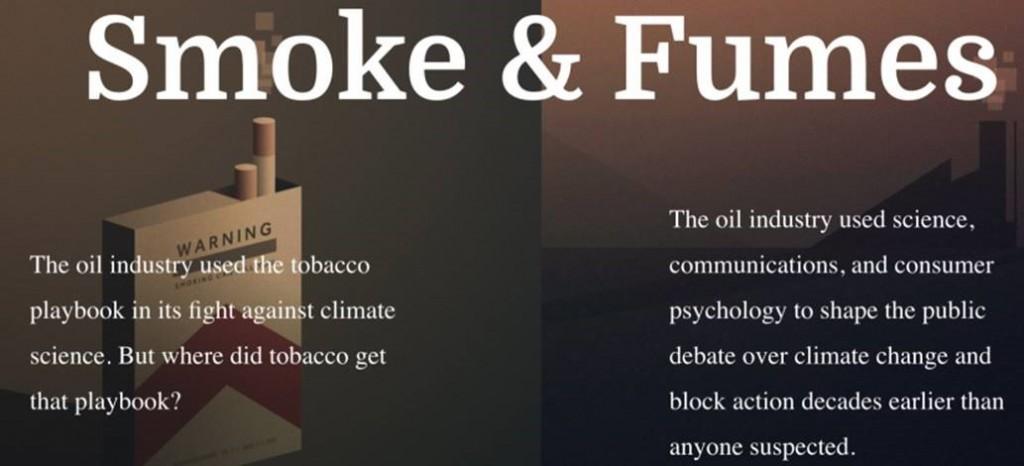 smoke-fumes
